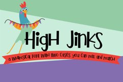 ZP High Jinks Product Image 1