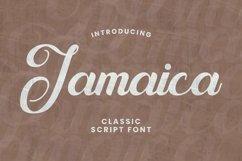 Web Font Jamaica Font Product Image 1