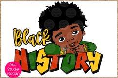 Peekaboo, Cute black African American kids, boy Product Image 1