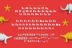 Web Font Redbelt Font Product Image 5