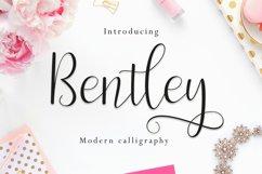 Bentley Script Product Image 1