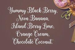 Sweetness Script Product Image 3