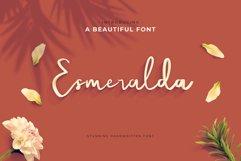 Esmeralda Handwritten Font Product Image 1