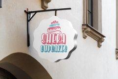 Quirky Font - Shera Cupcake Product Image 4