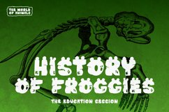 Frogon Font Product Image 5
