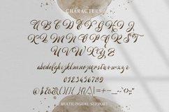 Welroseltone - Unique Script Font Product Image 6