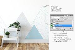 Scandinavian Interior Frames & Walls Mockup Bundle Product Image 5