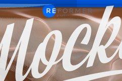 Transparent Chocolate Bar Mockup 50g Product Image 5