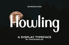 Howling Product Image 1