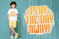 Shiny Kids - Playful Display Font Product Image 14