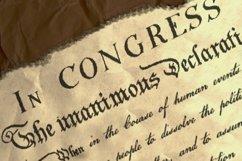 US Declaration Product Image 1