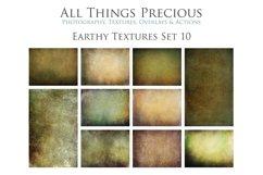 10 Fine Art Earthy Textures SET 10 Product Image 1
