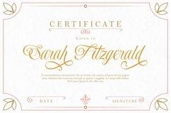 Monaveen Luxia - Luxury Calligraphy Font Product Image 6