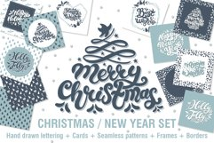 Merry Christmas / Happy New Year Set Product Image 1