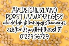 Web Font Kettledrums - Handrawn Font Product Image 6