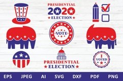 Presidential Election Design Product Image 1