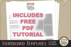 Storyboard Layered Photoshop Photo Templates & Tutorial Product Image 3