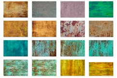 Old metal textures background Product Image 3