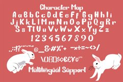 Bunny Funny   Playfull Font Product Image 4