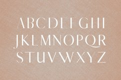 Yessica Sans Serif Font Family Product Image 2