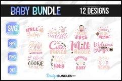 Baby SVG Bundle Product Image 1