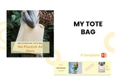 Instagram Post - My Tote Bag Product Image 2
