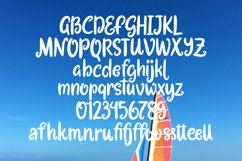 Fiona - Handlettering Font Product Image 7