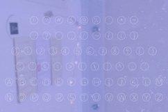 Circle font ttf, otf Product Image 2