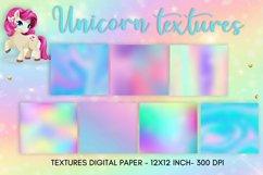 Unicorn background, unicorn texture, digital paper Product Image 2
