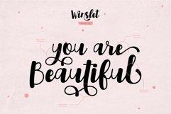 Winslet - Bold Script Font Product Image 6