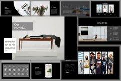 Lunox Dark - Google Slides Presentation Product Image 4