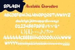 SPLASH - Handdrawn Product Image 3