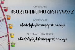 Roller Coaster A Handwritten Font Product Image 2