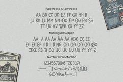 Web Font Gnazller Font Product Image 5