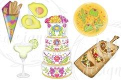 Cinco De Mayo Clipart, Mexico Clipart, Fiesta Graphics Product Image 6