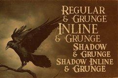 Raven Typeface Product Image 5