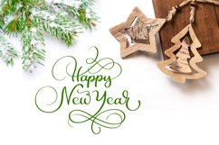 Merry Christmas Quotes and Objects Calligraphy Collection Product Image 5