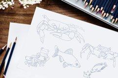 Aquarium - Illustration Set Product Image 3