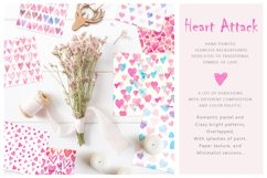 Heart Attack: Watercolor Prints Product Image 3