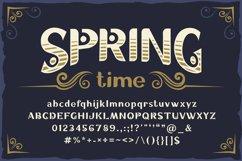 Seignior - vintage font Product Image 5
