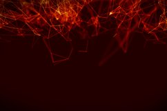 20 Red Abstract Plexus Backgrounds Product Image 6