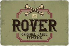 Vintage Fonts Bundle Product Image 3