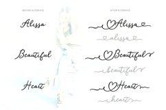 Shantik Script Product Image 4