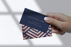 Elegant Gold Business Card 5 Product Image 4