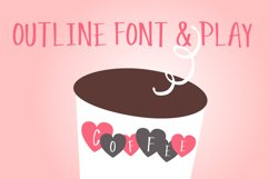 Simple Love Font Product Image 6