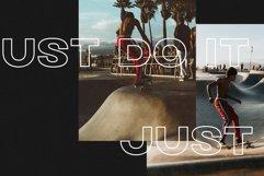 Triumph Wide Sans Serif Font Product Image 2