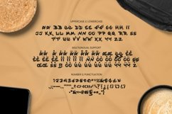 Web Font Shining Most Wanted Font Product Image 3