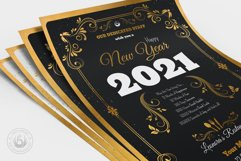 New Year Menu Template Product Image 6