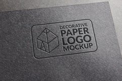 4 Logo Mockups Bundle Product Image 4