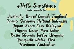 Hello Sunshine Product Image 3